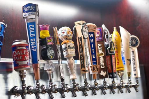 Draft Sports Bar & Lounge at Sheraton Dallas.JPG