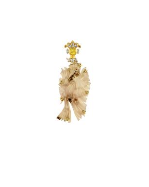 Jingu In Regalia – Agate, Diamond